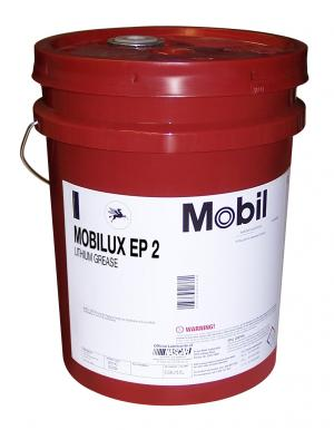 Mobilux EP-2 Industrial Grease