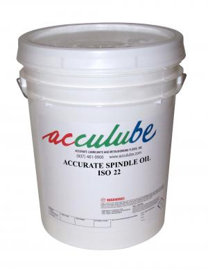 Accurate-Spindle-Oil-ISO-22-5g