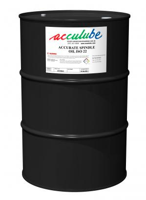 Accurate-Spindle-Oil-ISO-22-drum